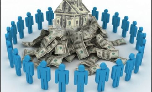 Invest in real estate projects through crowdfunding